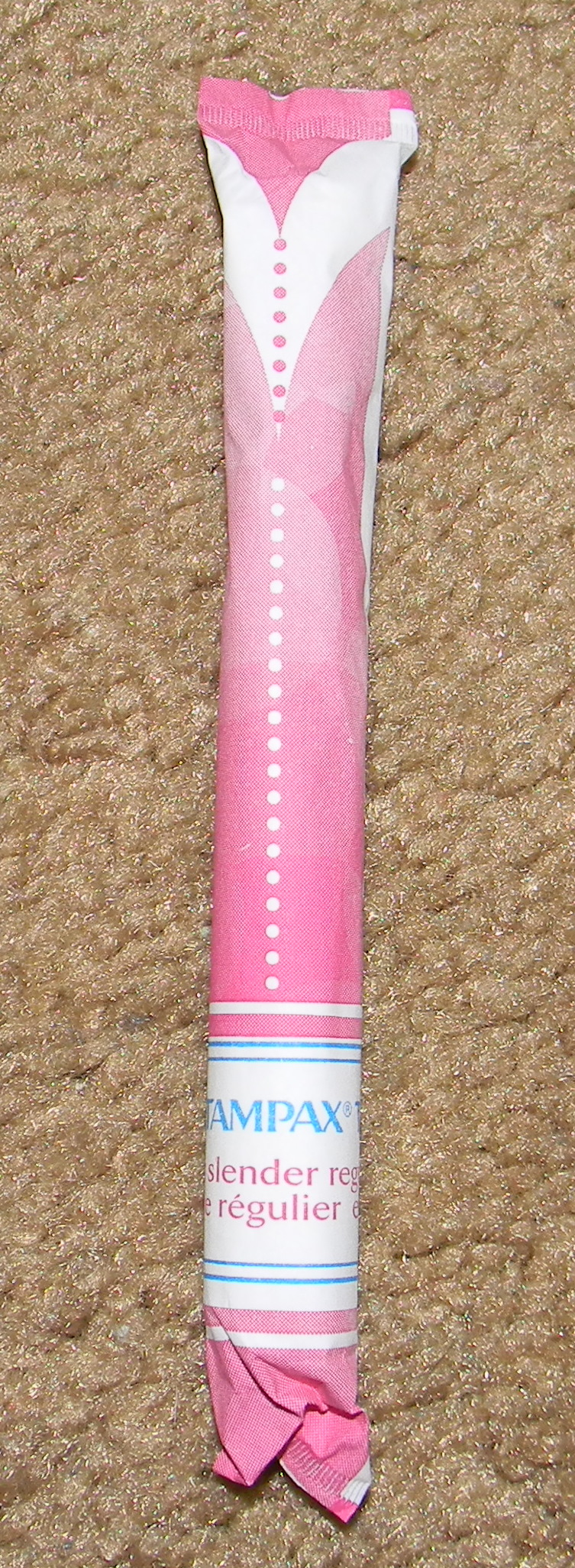 slender tampons for girls